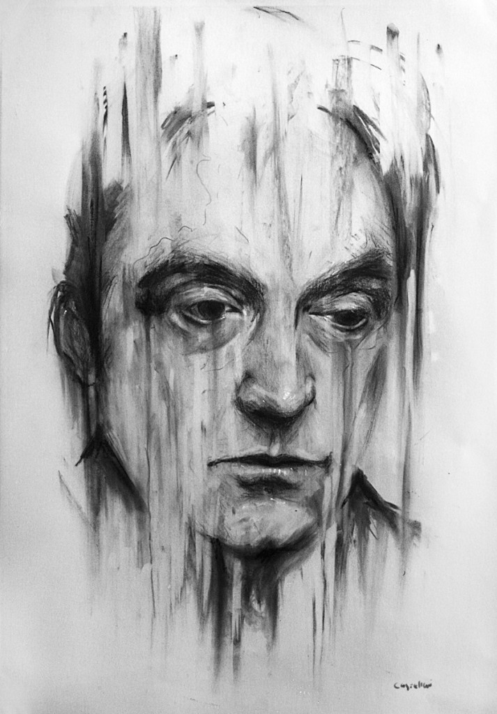 01. Untitled-35x51cm-charcoal on parchment