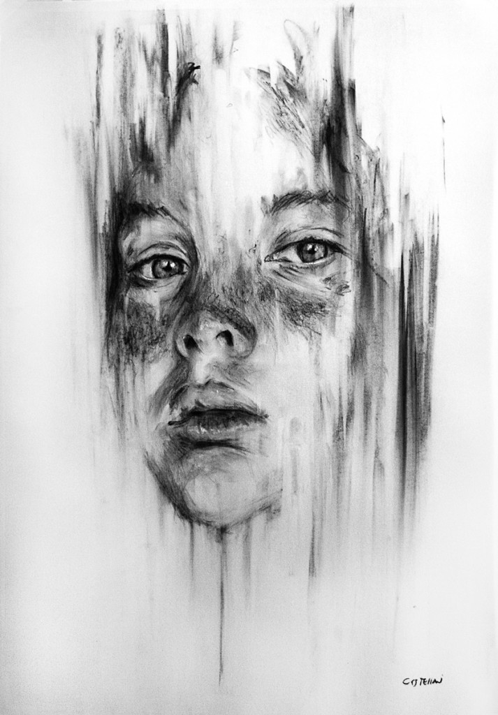 03. Untitled-35x51cm-charcoal on parchmentjpg