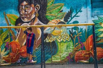 Muro al Barrio
