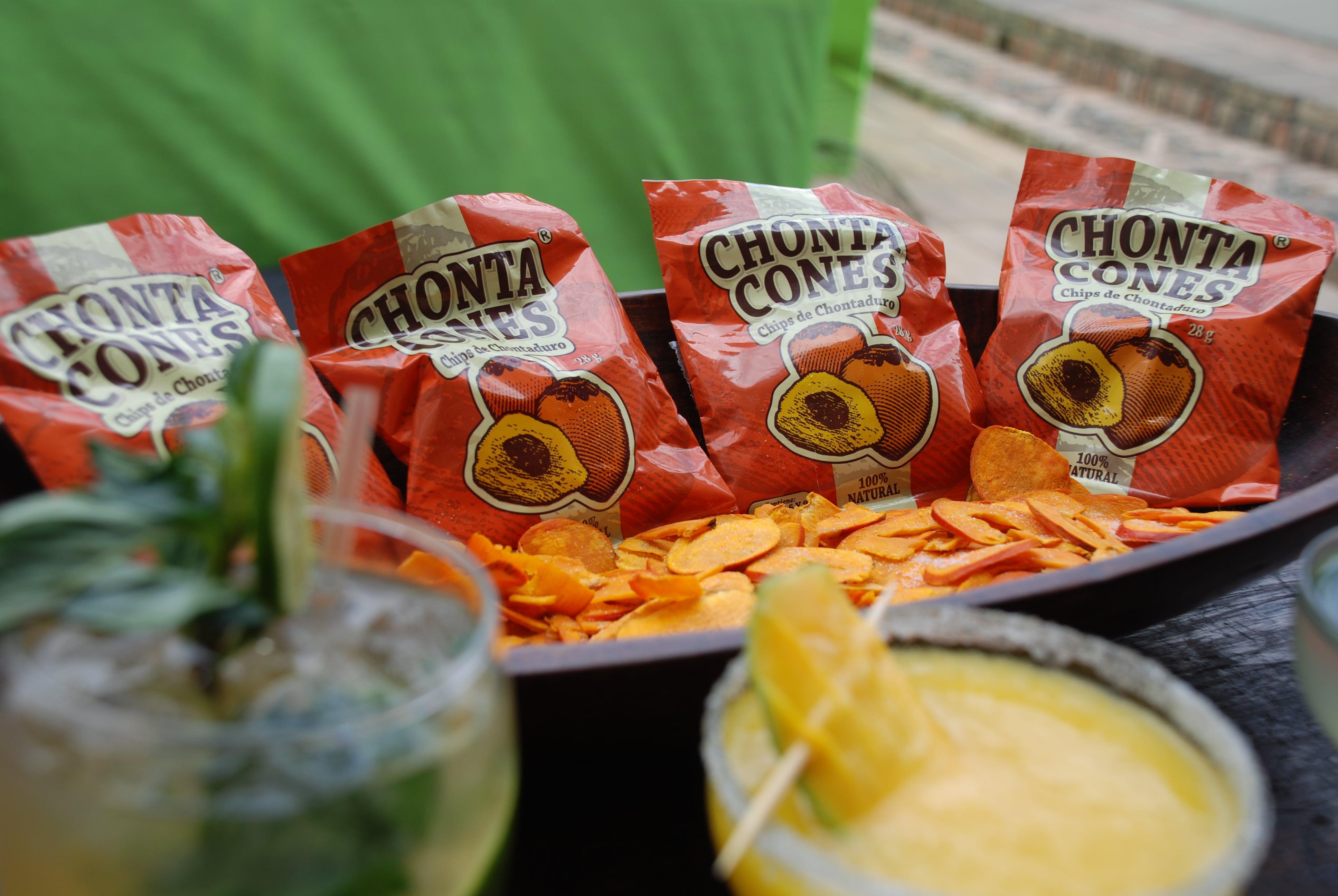 Chontacones