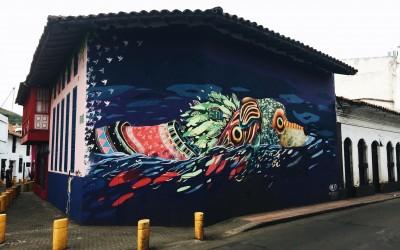 Arte urbano en Cali