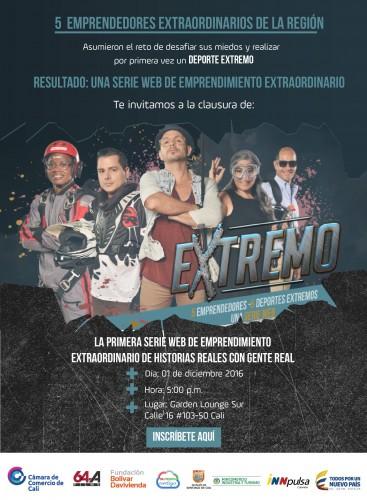 Clausura Extremo: la serie web.