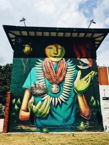 MULI - Arte urbano en Cali