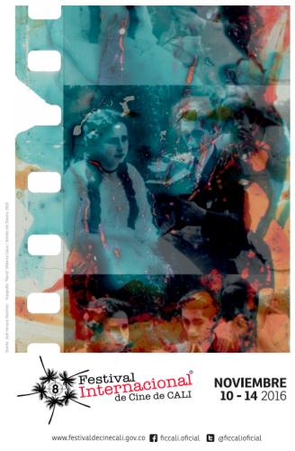 Afiche del Festival de Cine de Cali