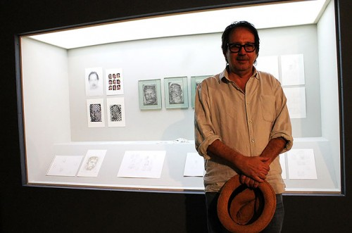 Lugar a dudas - Óscar Muñoz
