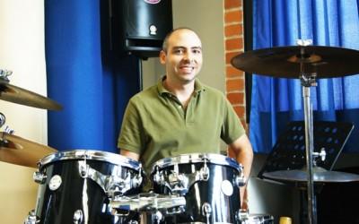 Mateo de los Ríos, director del Programa de Música de ICESI.